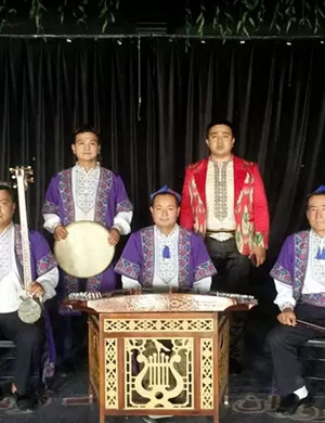 2019刀郎木卡姆专场音乐会-深圳站