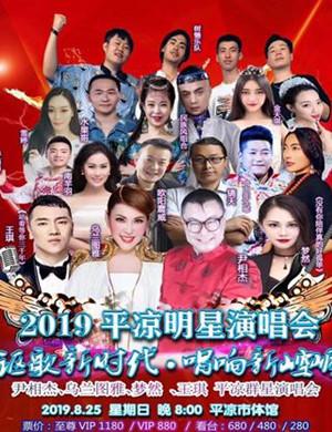 2019大型群星演唱会-平凉站