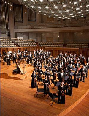 2019国家大剧院管弦乐团音乐会-北京站