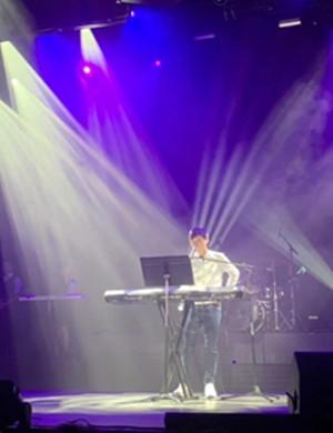 Jerry上海演唱会