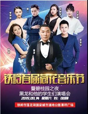 2019碧桂园之夜铁岭演唱会