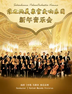維也納美泉宮交響樂團成都音樂會
