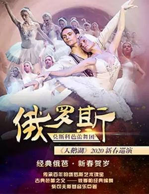 芭蕾舞天鵝湖天津站