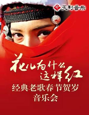 花儿为什么这样红上海音乐会