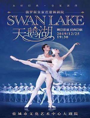 芭蕾舞剧天鹅湖盐城站