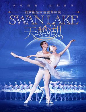 芭蕾舞剧天鹅湖武汉站