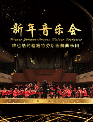 施特劳斯圆舞曲乐团武汉音乐会