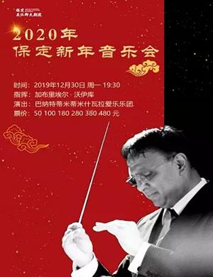 巴納特愛樂樂團保定新年音樂會