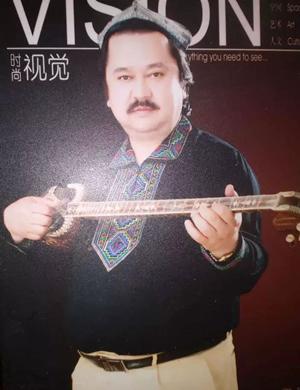 新疆民族乐团徐州音乐会