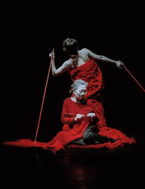 舞蹈紅色西安站