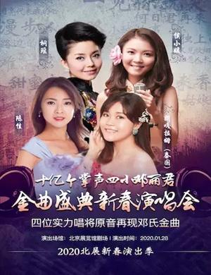 四小鄧麗君北京演唱會
