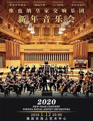 2020维也纳皇家交响乐团陵水音乐会