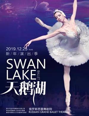 芭蕾舞剧天鹅湖南昌站