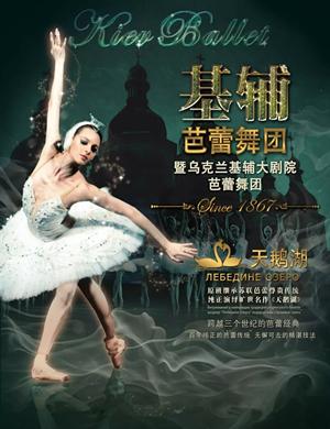 芭蕾舞剧天鹅湖邯郸站