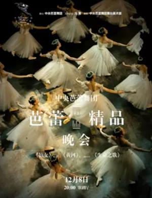 芭蕾精品晚會福州站