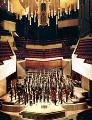 德国柏林交响乐团青岛音乐会
