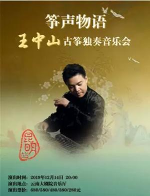 王中山昆明音乐会