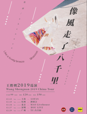 王勝娚上海演唱會