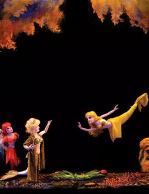 木偶劇海的女兒蘇州站