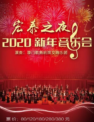 宏泰之夜厦门新年音乐会
