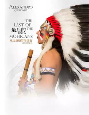 2020亚历桑德罗郑州音乐会