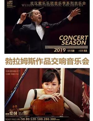 勃拉姆斯作品武汉音乐会