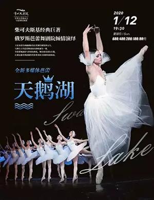 芭蕾舞剧天鹅湖常州站