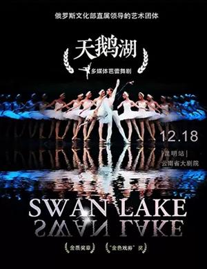 芭蕾舞剧天鹅湖昆明站