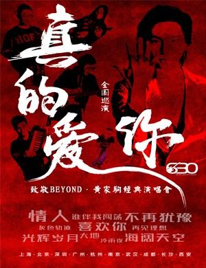 2020致敬beyond上海演唱会