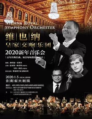维也纳皇家交响乐团昆明音乐会