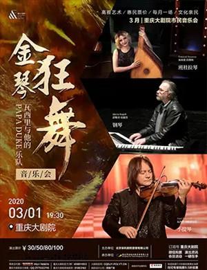 瓦西里重庆音乐会