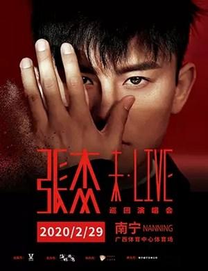 2020張杰南寧演唱會