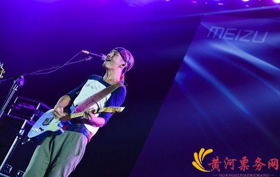 2017朴树郑州演唱会