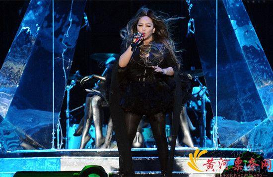 2017张惠妹金华演唱会