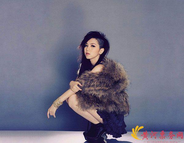 2017G.E.M.邓紫棋【Queen of Hearts】世界巡回演唱会郑州站