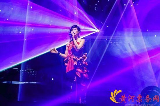 2017林忆莲西安演唱会