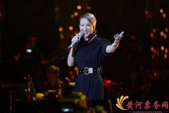 2017李玟南京演唱会