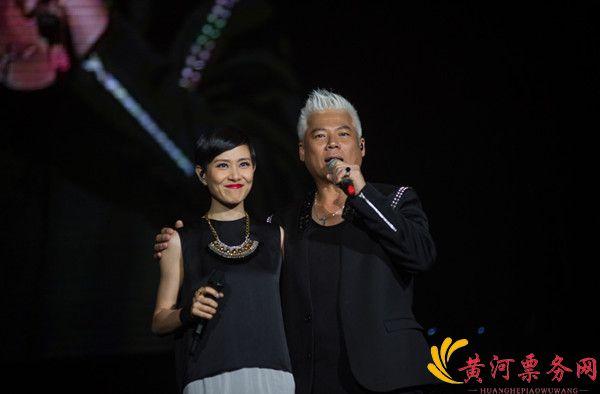 巫启贤爱的太傻2017巡回演唱会-北京站
