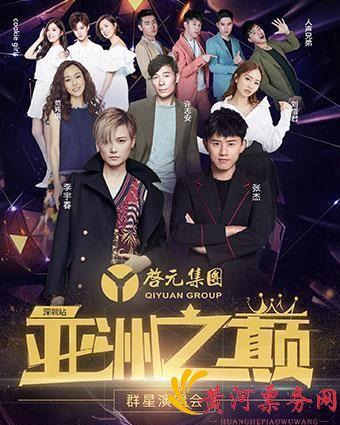 深圳亚洲之巅群星演唱会