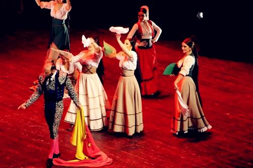2019经典舞剧《卡门》全球巡演成都站时间地点、门票价格、演出详情