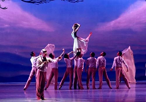 2021凡创润心 唯美钜献—上海歌舞团 舞剧 《朱鹮》-杭州站