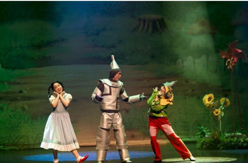 2021奇幻亲子音乐剧《绿野仙踪》-武汉站