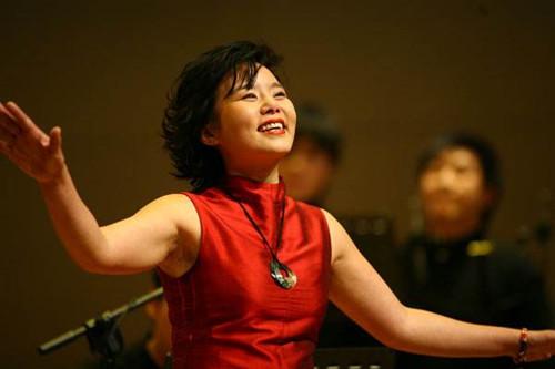 2021流动的时光-龚琳娜二十四节气古诗词音乐会-武汉站