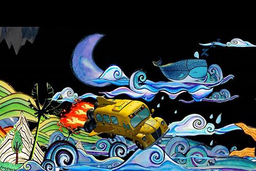 2021『大演时代』原版授权科普亲子音乐剧《神奇校车•气候大挑战》-苏州站
