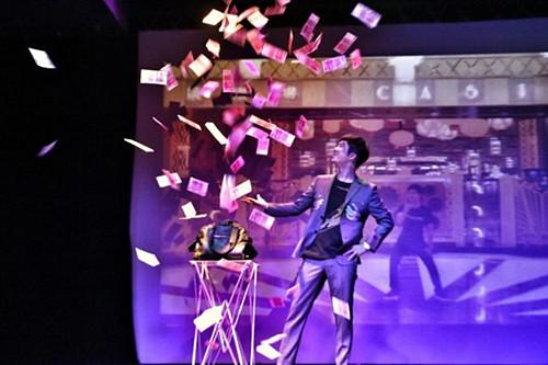 2021奇幻森林爆笑互动魔术戏剧《我是谁》-北京站