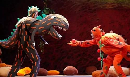 2021凡创文化·大型恐龙主题实景童话剧《你看起来好像很好吃》-郑州站