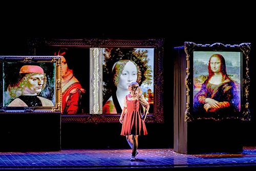 2021法国艺术启蒙魔术剧《美术馆奇妙夜·星夜》-石家庄站
