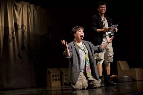 2021孟京辉经典戏剧作品《两只狗的生活意见》-武汉站