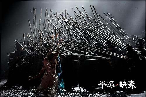 2021杨丽萍导演作品舞剧《平潭映象》-泉州站