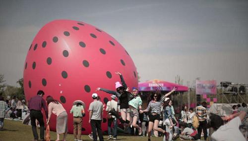 2021盐城东台草莓音乐节